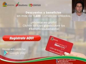 """Más de 50 mil tarjetas del """"Bienestar"""" se distribuyeron en Quintana Roo este 2014"""