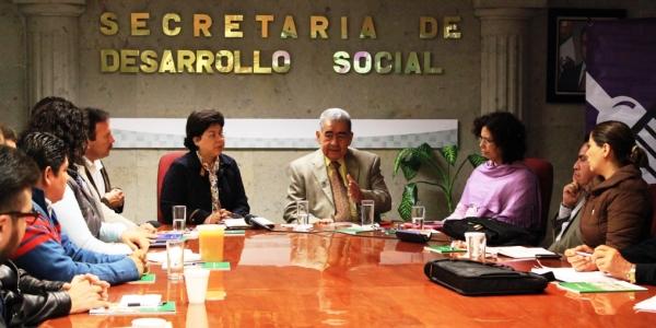 Sedesol y Veracruz