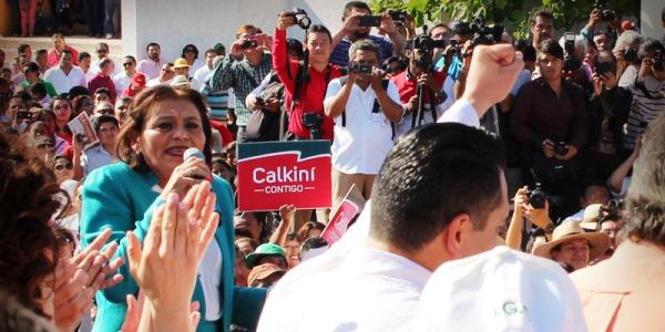ana graciela crisanty villarino dirigente estatal PRI Campeche