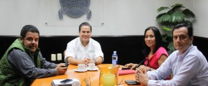 Cede Ayuntamiento de Coatzacoalcos más espacios de publicidad urbana al Instituto Electoral