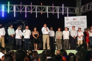 Festejan 45 años del Sistema Tele Yucatán «Trecevisión»