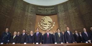 La constitución es nuestra ruta y nuestro proyecto de nación: Enrique Peña Nieto