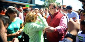 Apoyo total a los afectados por explosión en El Dique: Javier Duarte