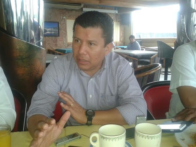 Adrian Hernandez Balboa aspirante a Centro