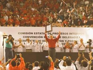 Es tiempo de pasar de la esperanza, a la certeza en Campeche: Alejandro Moreno