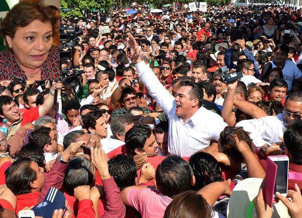 Alejandro moreno cardenas campeche
