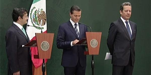 Anuncia medidas contra la corrupcion EPN