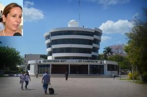 Apertura total para candidatos y partidos políticos en la UAC: Adriana Ortiz Lanz