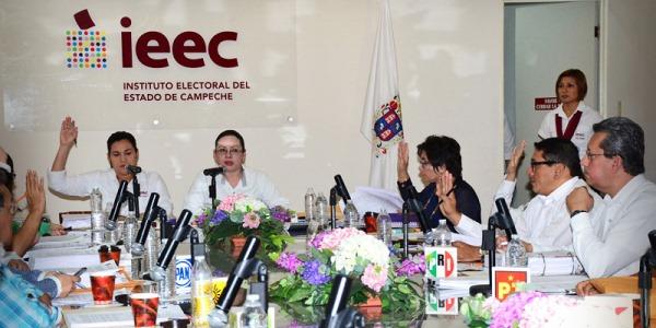 Aprueba IEEC coalicion PRIPVEM