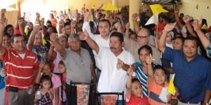 Bienvenidos ex perredistas a las filas del PRI: Erubiel Alonso