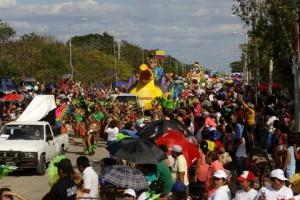 Pletórica despedida de la «Travesía Caribeña» en la Plaza Carnaval Mérida