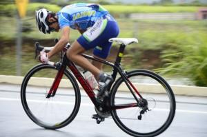 Dominio alterno en el inicio del ciclismo en la Olimpiada Estatal Veracruz 2015