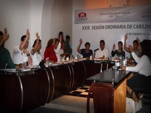 Internet y Banda Ancha en sitios públicos en Campeche: Cabildo