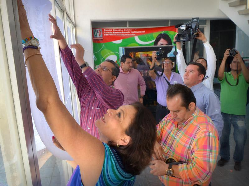 Campeche PRI convocatoria para alcalde