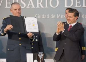 La honorabilidad de nuestras fuerzas armadas está por encima de cualquier sospecha o duda: Enrique Peña