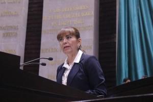 Prioritario limpiar de corrupción las arterias de México: Nelly Vargas