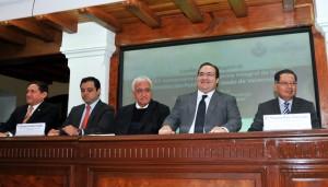 Tenemos en Veracruz instituciones sólidas y democráticas: Javier Duarte