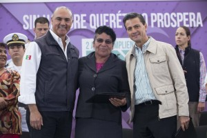 Gobierno Federal comprometida a combatir el hambre en el país: Enrique Peña