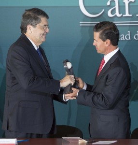 México se está transformando en democracia para avanzar hacia la justicia social: Enrique Peña Nieto