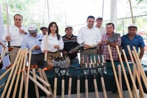 Más recursos para el Programa de Empleo Temporal de la SCT en Yucatán