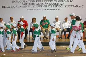 Inician trámites para construir campo profesional de la Liga Infantil y Juvenil de Béisbol Yucatán