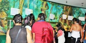 """Exposición temporal en el ZooMAT: """"Humedales para nuestro futuro """""""