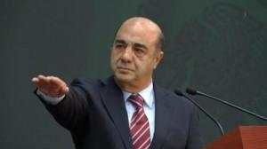 Jesús Murillo Karam, nuevo titular de SEDATU