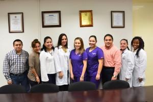 Alumnas de la UABC realizan estancia de posgrado en la UJAT
