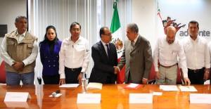 Anuncian recursos por más de mil mdp para desarrollo urbano y ordenamiento territorial en Veracruz