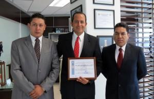 Otorga Interpol reconocimiento al Gobierno del Estado de Veracruz