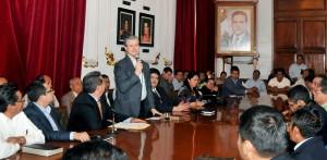 Total respeto en Veracruz a la libertad religiosa: SEGOB