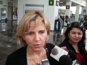 Campeche, en su mejor momento turístico: Vania Kelleher
