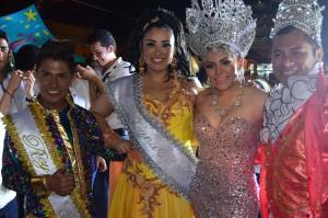 Hay nueva Corte Real del Carnaval Coatza 2015