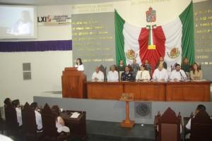 Realza LXI Legislatura en Tabasco labor de la Fuerza Aérea Mexicana
