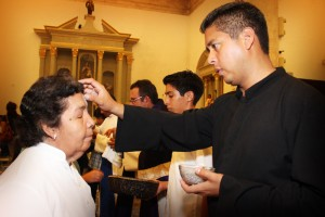 Que no se te olvide miércoles de Ceniza, acude a tu parroquia más cercana en Campeche