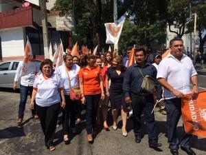Movimiento ciudadano va con Nelly Vargas a ganar Centro: Guillermo Torres
