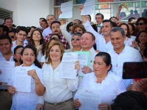 Buscan diez precandidatos ser Diputados locales del PRI en Campeche