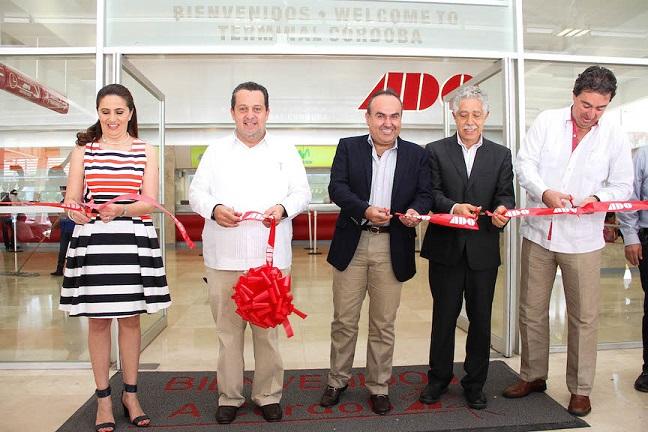ADO nuevas instaciones Cordova Veracruz