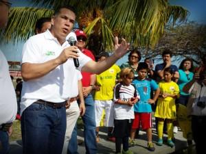 La Seguridad, prioritario del próximo gobierno en Campeche: Alejandro Moreno Cárdenas