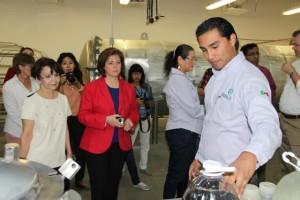 Académicos de Texas visitan Parque Científico y Tecnológico de Yucatán