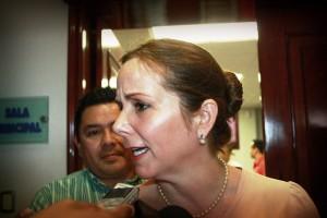 La UAC queda en buenas manos de Gerardo Montero Pérez: Adriana Ortiz