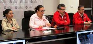 Se han atendido en Veracruz 14 municipios afectados por Frente Frío 43: PC