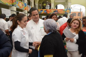 Alcalde de Coatzacoalcos realiza segunda Audiencia Pública