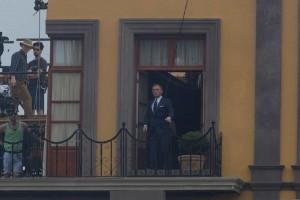 Aparece James Bond en la vieja casona de Xicoténcatl con Spectre