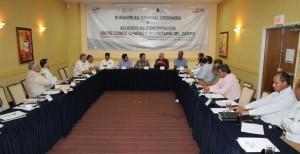 SECAM firma acuerdo de concertación en beneficio del sector productivo de Chiapas