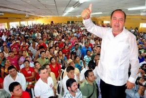 Vamos a recuperar Comalcalco: Manuel Graniel