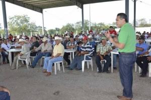 Impulso para industrializar el Campo en Campeche: Alejandro Moreno