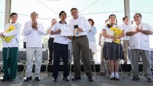 Talentosos estudiantes de secundaria representarán a Yucatán en Olimpiada de Matemáticas