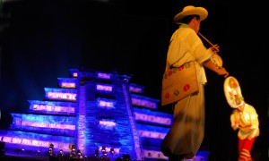 Tajín Vive: las noches luminosas de una ciudad sagrada