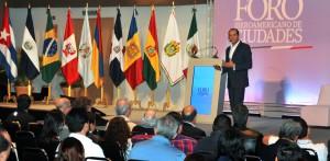 Las ciudades competitivas, son las ciudades sustentables: Juan Verde